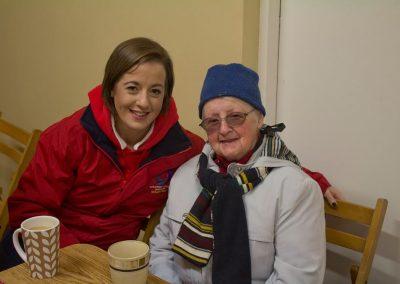 Michelle Raleigh Westmeath Volunteer Centre Kathleen Carroll