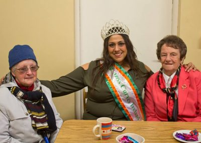 Miss Curves Ireland with Kathleen Carroll and Vera Behan jpg