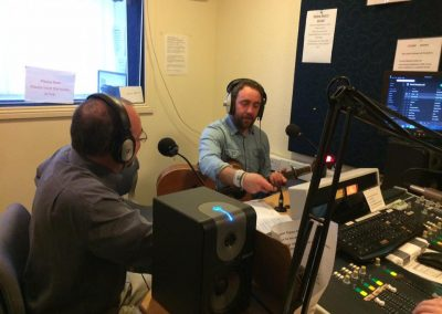 Paul Gill interviews David Fagan
