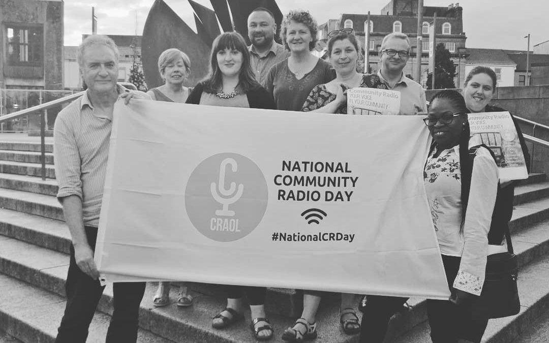 National Community Radio June 22nd 2018