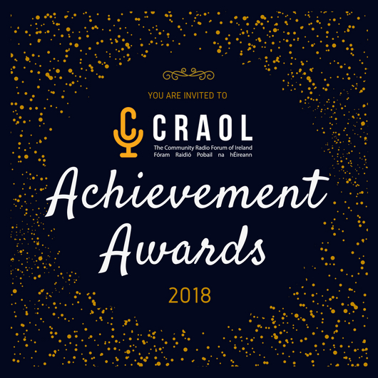 2018 CRAOL Achievement award application launched
