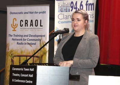Hazel Hill, Marketing Executive, The Community Foundation for Ireland
