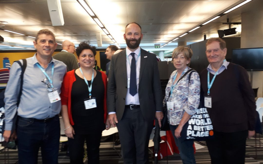 CRAOL Delegation at Community Media Association Conference at MediaCityUK