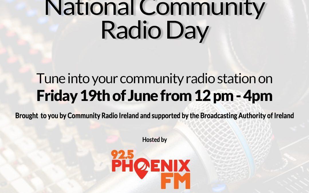 National Community Radio Day 2020