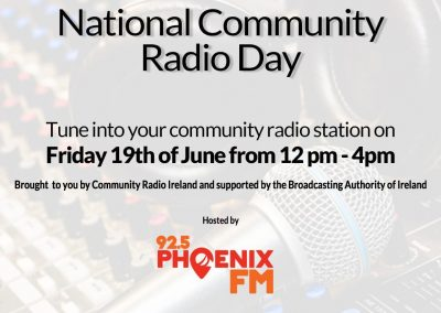 National Community Radio Day 2020